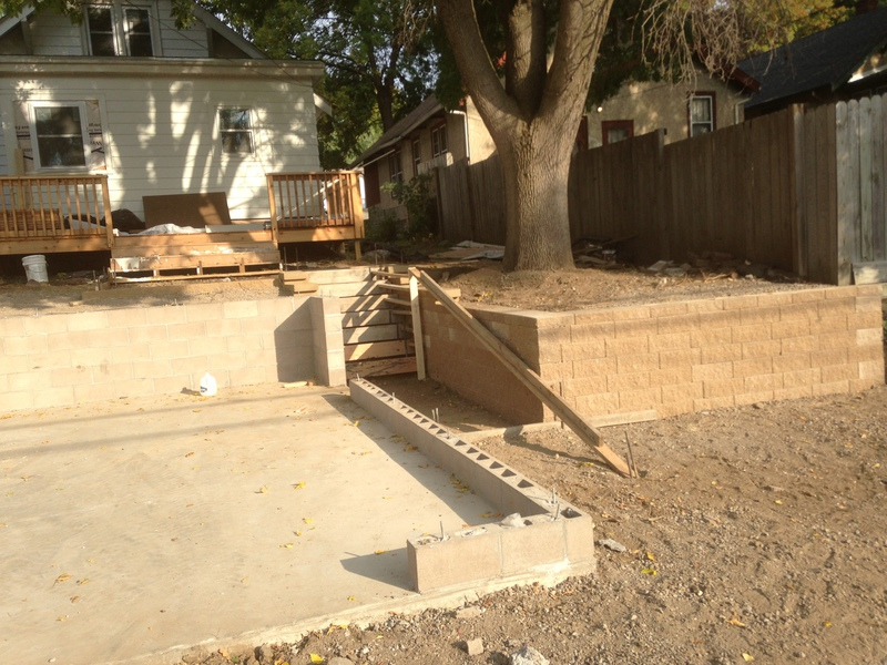 Alpha Concrete- Concrete Stairs, Steps- Minnesota Decorative ...