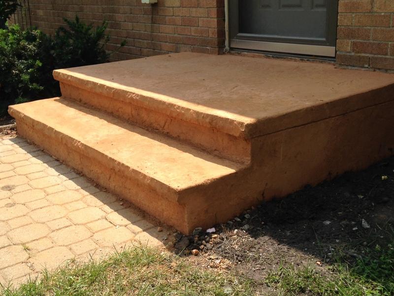 Best Alpha Concrete- Concrete Stairs, Steps- Minnesota Decorative  OF88